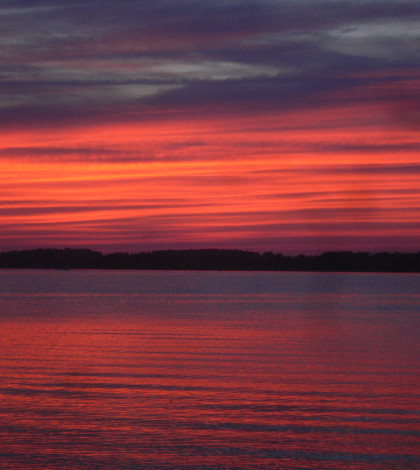 Lake-Norman-Sunset